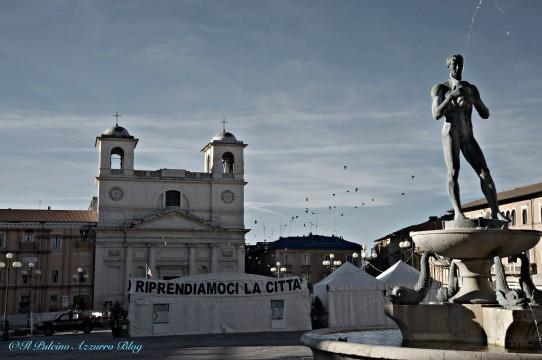 L'Aquila-Riprendiamoci la città